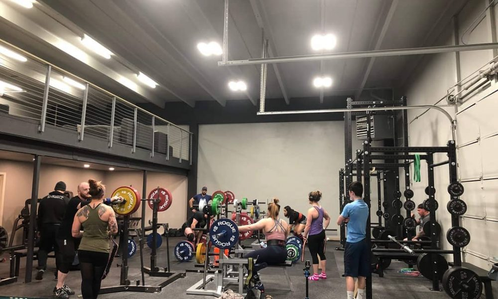 Elevate barbell